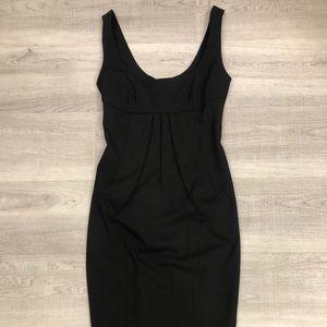Dolce & Gabbana Straight Midi Dress